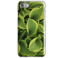 Hosta iPhone Case/Skin