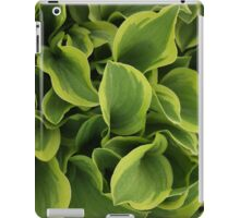 Hosta iPad Case/Skin