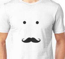 OJM Moustache Unisex T-Shirt