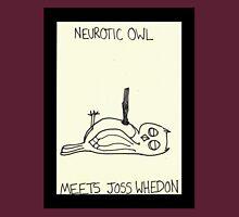 Neurotic Owl Meets Joss Whedon Unisex T-Shirt