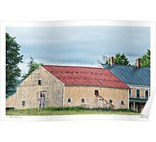 Rural Living Poster