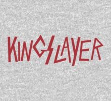 Kingslayer Kids Clothes