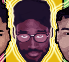 """HIP-HOP ICONS: DE LA SOUL""  Sticker"