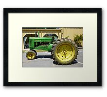 The New Aquistion Framed Print