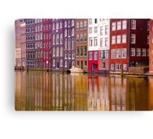 Amsterdam 9 Canvas Print