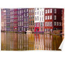 Amsterdam 9 Poster