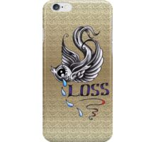 Loss Birdy   iPhone Case/Skin