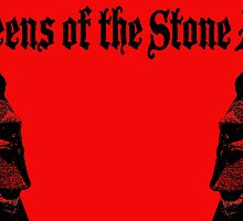 Queens of the Stone Age  by Geoffgroth