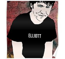 Elliott Smith Poster