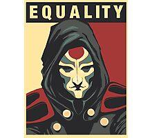 Amon Equality Poster Photographic Print