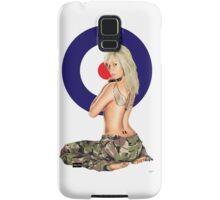 II Squadron RAF Regiment Pinup Samsung Galaxy Case/Skin
