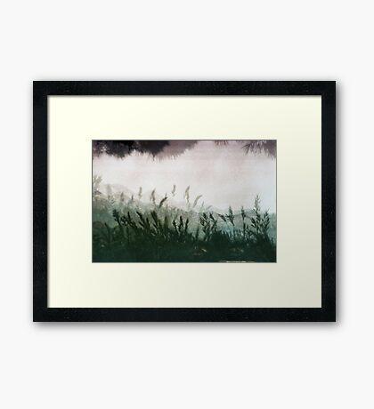 Velebit Framed Print