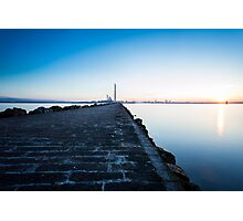 South Wall, Dublin Photographic Print