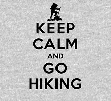 Keep Calm and Go Hiking(LS) Unisex T-Shirt