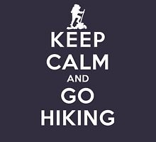 Keep Calm and Go Hiking(DS) Unisex T-Shirt