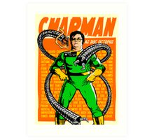 Real Life Supervillains - Doc Chap Art Print
