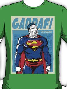 Real Life Supervillains - Bizarre Dictator T-Shirt