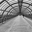 The infinite corridor by Andrea Rapisarda