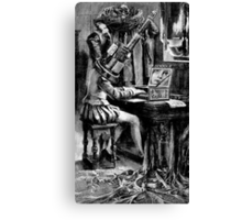 New Search Engine. Canvas Print