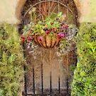 Charleston Mini Garden by JHRphotoART