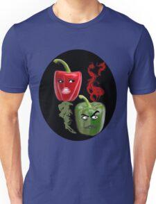 (✿◠‿◠) BELL PEPPERS WITH AN ATTITUDE TEE SHIRT (✿◠‿◠) Unisex T-Shirt