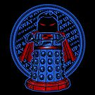 Up, Up, Away, and Exterminate!! by Onebluebird