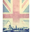 Sherlock London Union Jack by indieyouth