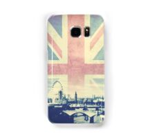 Sherlock London Union Jack Samsung Galaxy Case/Skin