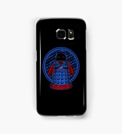 Up, Up, Away, and Exterminate!! Samsung Galaxy Case/Skin