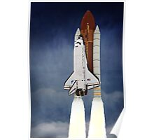 Space Shuttle 1981-2011 Poster