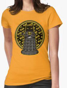 Nah, Nah.... Exterminate!! Womens Fitted T-Shirt