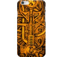 Mechanical Workings iPhone Case/Skin