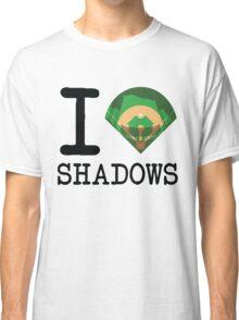 I ♦ Shadows (Light Version) Classic T-Shirt