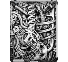 Mechanical Workings 2 iPad Case/Skin