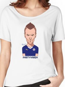 Jamie Vardy Women's Relaxed Fit T-Shirt