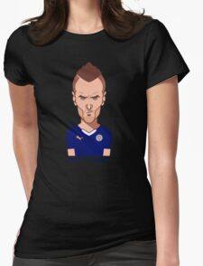 Jamie Vardy Womens Fitted T-Shirt