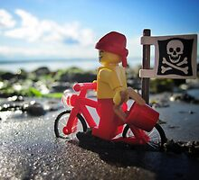 Pirate practice: beach cruising by bricksailboat