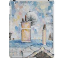 Roofs  iPad Case/Skin