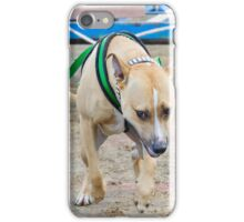 Tyson - Weight pull 10/06/2013 iPhone Case/Skin