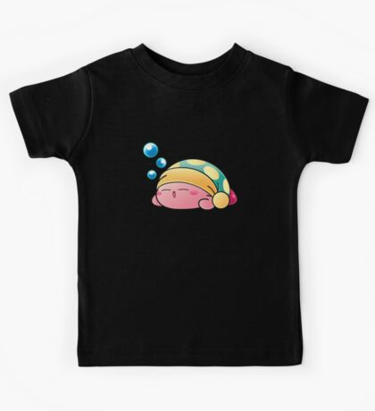 Sleeping Kirby Kids Tee