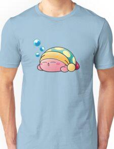 Sleeping Kirby Unisex T-Shirt