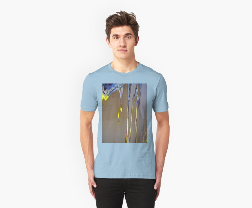 Abstract Tee #10 by Shulie1