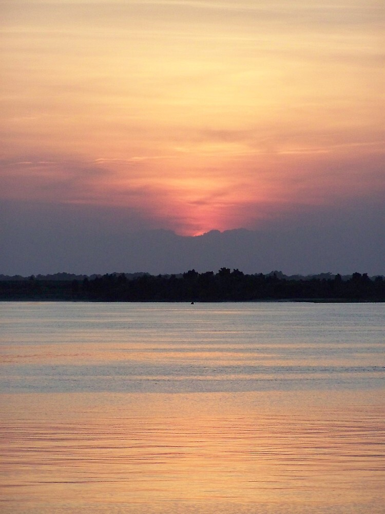 Southern Sunrise by wickedmommicked