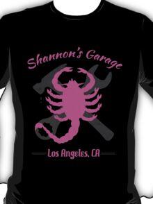 Shannon's Garage (pink) T-Shirt