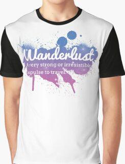 Wanderlust Graphic T-Shirt