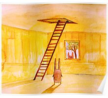 Magic Stair (illustration from the book) Poster