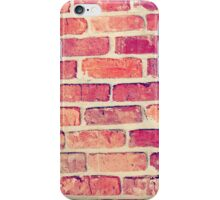 Brick House - Original Art Print iPhone Case/Skin