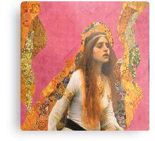 Ophelia 13 Metal Print