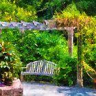 Restful Retreat by Lois  Bryan