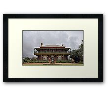 Monte Cristo Homestead Framed Print